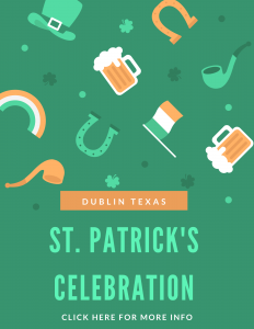 2020 St. Patrick's Celebration